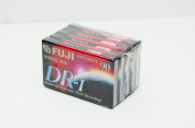 (5 Pack) Fuji Normal Bias DR-I Audiocassette 360 Minutes