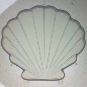 Flexible Resin or Chocolate Mould Large Sea Shell