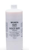Wunda Size Gold Size Water Based Gilding Adhesive Quart