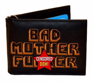 BMF Wallet Money Clip Black Version