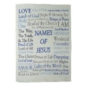 Prayer Cloth Names Of Jesus Pack of 6