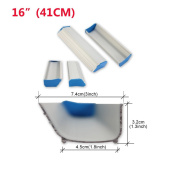 Screen Printing Photo Emulsion Scoop Coater / Coating Trough - 16 inch / 410mm