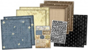 Karen Foster 12x12 Scrapbook Page Kit