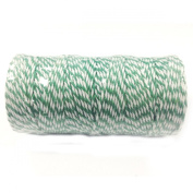 Wrapables 12-Ply Cotton Baker's Twine, 110-Yard, Dark Green