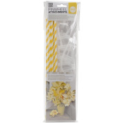 Pinwheel Attachments-Lemon