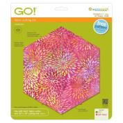 AccuQuilt GO! Hexagon 4.1.3cm Sides