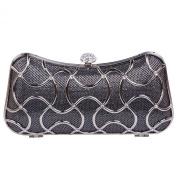 Fawziya Crystal Clutch Evening Bags For Women Clutch With Handle