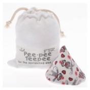 Pee-pee Teepee / Laundry bag / Sock Monkey