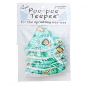 Pee-Pee Teepee / Cello Bag / Jungle