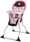 Disney Simple Fold Plus High Chair, Garden Delight, Minnie