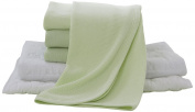 American Baby Company Portable/Mini Crib Starter Set, Celery