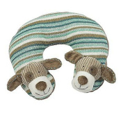 Maison Chic Travel Pillow Rocky the Dog
