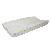 Bedtime Originals Curly Tails Changing Pad Cover