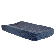 Trend Lab Perfectly Navy Mini Dot Changing Pad Cover