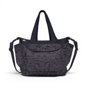 Built Go-Go Nappy Tote, Night Damask