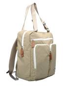 Bebamour Travel Backpack Nappy Bag Tote Handbag Purse