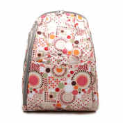 Zebella Pretty Nappy Backpack Baby Nappy Mummy Bag Travel Tote Large Capacity