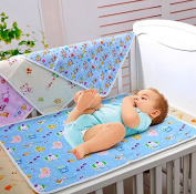 Bumud Baby & Toddler Waterproof Washable Nappy Changing Mat Pad