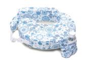 Zenoff Products Nursing Pillow Slipcover, Starry, Sky Blue