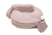 Zenoff Products Nursing Pillow Slipcover Deluxe Antique, Taupe