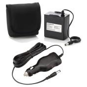 Medela 9 Volt Vehicle Lighter Adaptor AND Battery Pack for 9 Volt Pump in Style Advanced Breast Pump