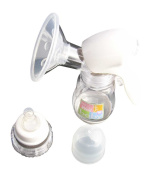Being Well Baby Manual Breast Pump and Feeding Set