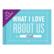 What I Love About Us Fill-in-the-Blank Journal