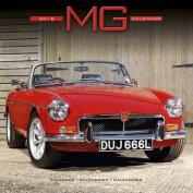 MG Calendar- 2016 Wall calendars - Car Calendar - Automobile Calendar - Monthly Wall Calendar by Avonside