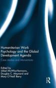 Humanitarian Work Psychology and the Global Development Agenda