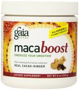 Gaia Herbs Macaboost Powder, Cacao-Ginger, 240ml