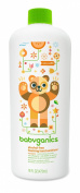 Babyganics Alcohol-Free Foaming Hand Sanitizer Refill, Mandarin, 470ml Bottle
