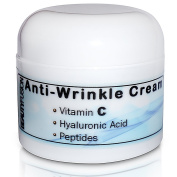 Beautyfusion Anti-wrinkle Cream - Best Anti-ageing Cream - Day and Night Face Cream with Peptides, Hyaluronic Acid, Vitamin C, E, B - Moisturises, Repairs, Firms, Rejuvenates, Hydrates, Improves Skin Tone and Elasticity, Diminishes Fine Lines and Dark  ..