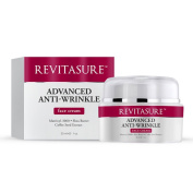 Advanced Anti Wrinkle Cream 30ml With Matrixyl 3000, Shea Butter, Coffee Seed Extract - Advanced Anti Ageing Cream For Men & Women - ReVitaSure