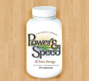 Power N Speed - Natural Herbal Vitamin Energy Pills Supplement