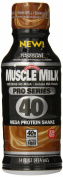 Cytosport Muscle Milk Pro Series Knockout Protein Power Shake, Chocolate, 410ml