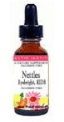 Kids Nettles - Eyebright No Alcohol Glycerite Eclectic Institute 30ml Liquid