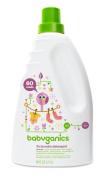Babyganics 3x Laundry Detergent for Babies , Lavender, 60 Fluid Ounce