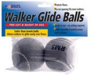 RMS Walker Glide Balls (Grey)