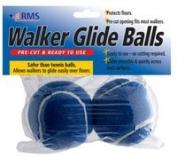 RMS Walker Glide Balls (Blue)