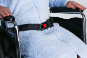 Secure® Quick-Release Wheelchair Seat Belt - Adjustable 110cm - 160cm For Universal Fit - Auto Style Closure - One Year Warranty