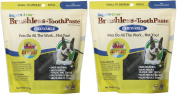 ARK Naturals PRODUCTS for PETS 326070 350ml Breath-Less Chewable Brushless Toothpaste, Small/Medium