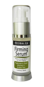Hyaluronic Acid Serum By Derma-nu - Advanced Clinically Proven Formulation - Organic Facial Firming Serum- Best Anti Ageing Facial Firming Serum for the Skin - The Most Effective Anti Wrinkle Serum - Pure HA Serum Enriched with Vitamin C + Vitamin E +  ..