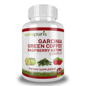 Best '3-In-0.3m Garcinia Cambogia, Green Coffee Bean & Raspberry Ketones Extract - A Fresh, Premium Formula, All Natural Supplement That Supports Fat Burn, Health And Weight Loss - Recommended As A Perfect Way To Cleanse, Diet And Slim Fast - 60 Ultra  ..