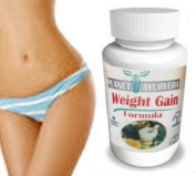 Weight Gain Formula (GAIN CURVES) - Most users see results in 6-8 weeks. - Gain weight pills for women - Planet Ayurveda Weight Gain Formula - Helps skinny Women gain weight. Fast Weight gain. Gain fast weight for women. Get a Brand New booty, hips and ..