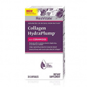 ResVitale - Collagen HydraPlump with Ceramides - 30 Capsules
