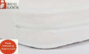 Waterproof Bed Bug proof Mattress Encasement - King Size - LIFETIME WARRANTY