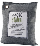 Moso Natural Air Purifying Bag 500g Charcoal Colour