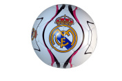 NEW SEASON 2015 REAL MADRID SOCCER BALL SIZE 5 HOME licenced AND AUTHENTIC
