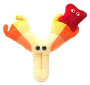 Plush Microbe: Antibody