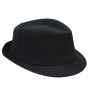 Jazz Topper Hat Boy Girl Children Toddler Kids Photography Baby Black Cap Top